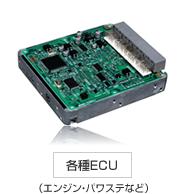 各種ECU(エンジン・パワステなど)